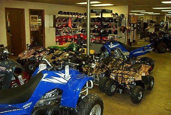 Yamaha and Polaris Side x Sides and ATV's in Amory